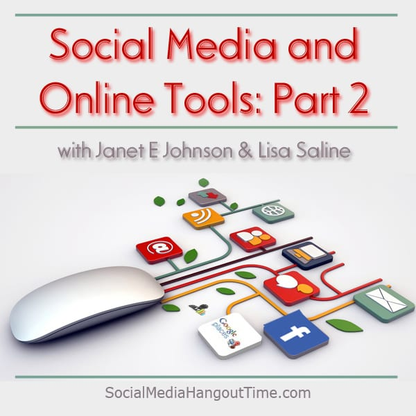 Social Media and Online Tools to Simplify your Time
