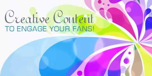 Webinar: Creative Content to Engage Your Fans!