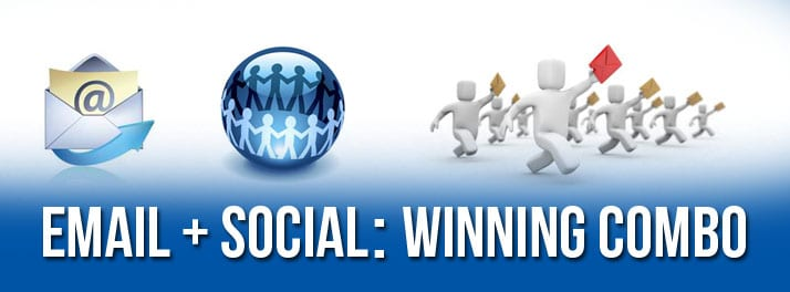 Upcoming Webinar: Email + Social: A Winning Combo – Email Marketing