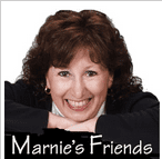 Social Media Content Creation Podcast Interview on Marnie's Friends Radio Show!
