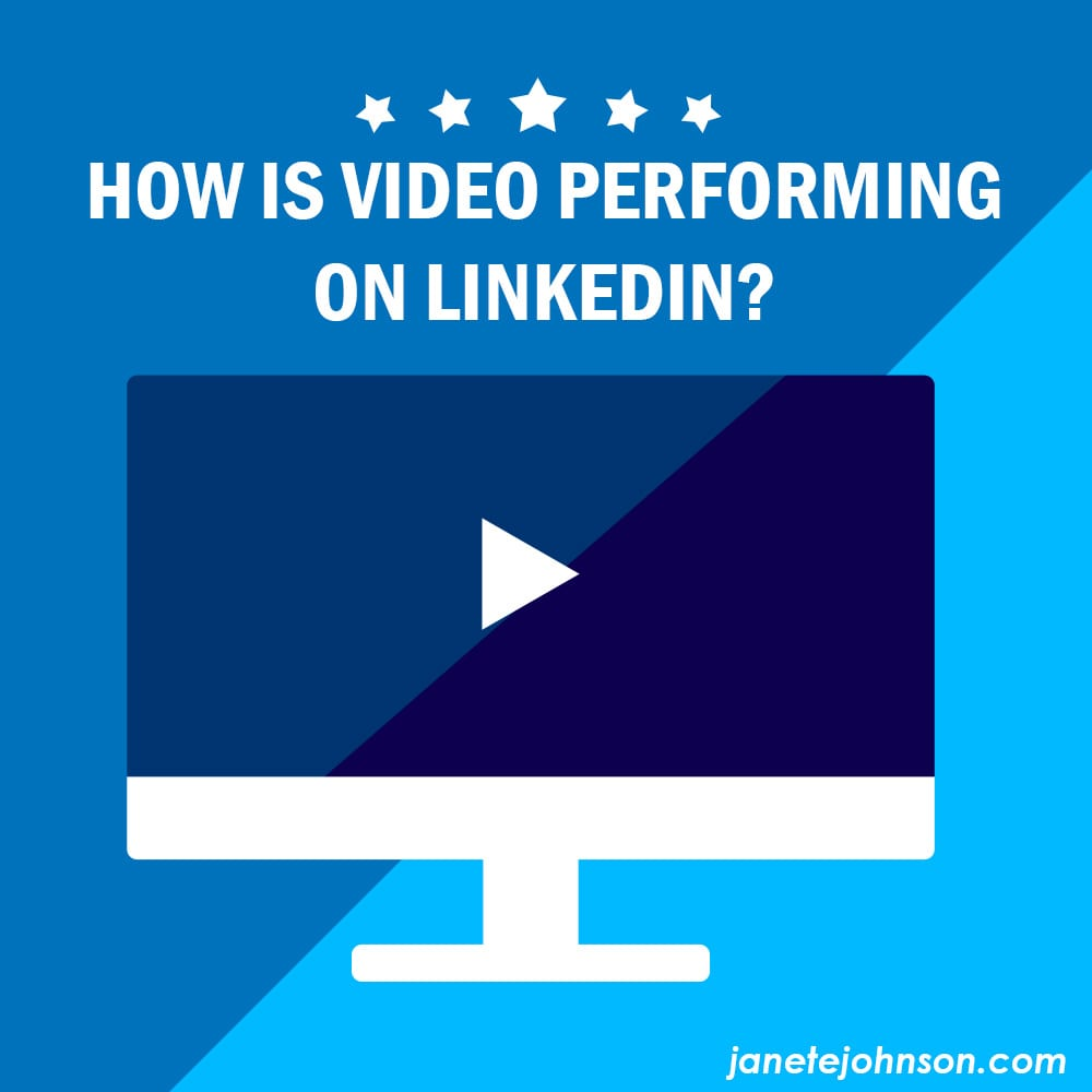 How is Video Performing on LinkedIn?